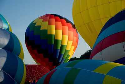 Queechee Balloon Festival