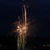 Firework display.
