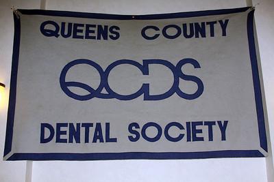 EAST ELMHURST - JANUARY 18, 2009: The QCDS Dental Forum at The Courtyard Marriott in East Elmhurst, NY.