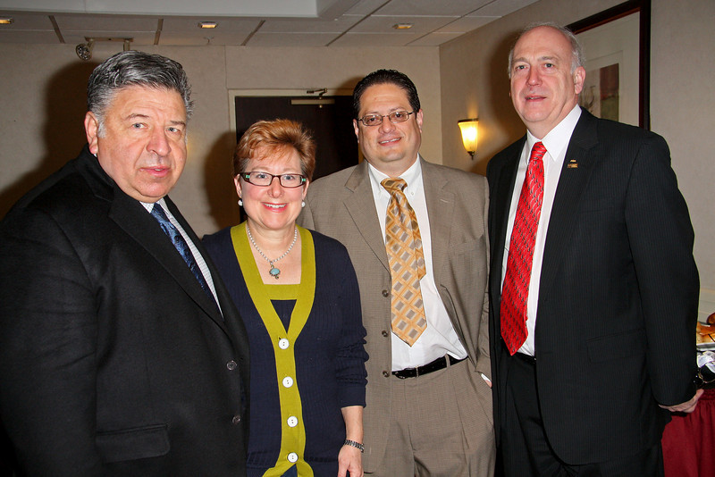 East Elmhurst - January 18: Guests in attendance at the QCDS Dental Forum at Couryard Marriott La Guardia on Sunday, January 18, 2009 in East Elmhurst, NY.  (Photo by Steve Mack/S.D. Mack Pictures)