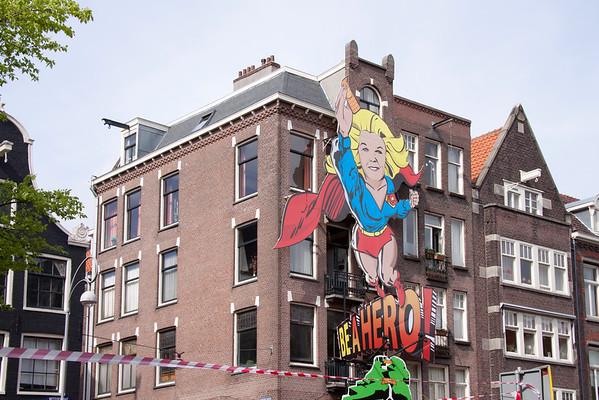 Queen's Day on Westerstraat