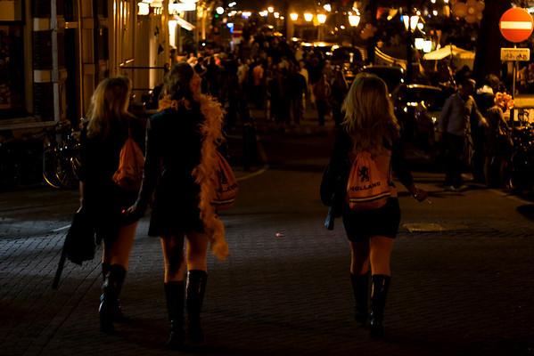Queen's Night on Prinsengracht