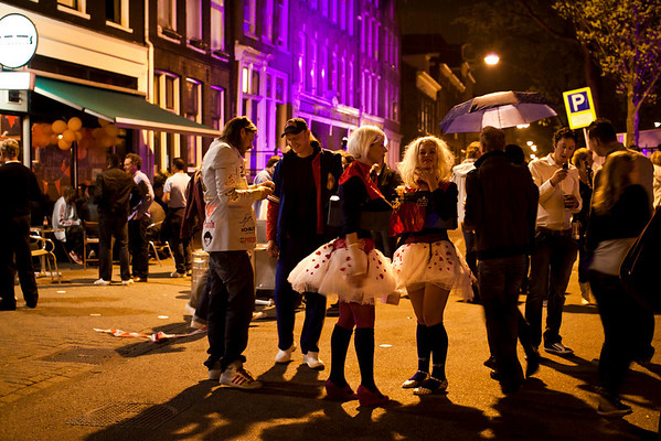 Queen's Night on Lindengracht