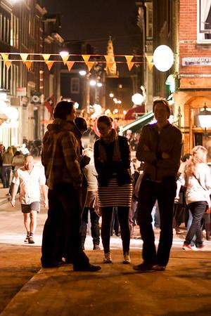 Queen's Night Prinsenstraat