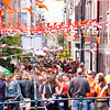 Queen's Day on Eglantiersdwarstraat
