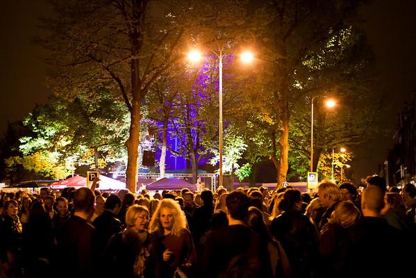 Queen's Night on Noordermarkt