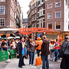 Queen's Day on Torensteeg