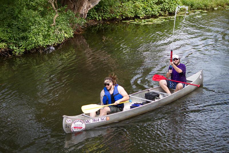RAD Canoe 2013 - 7490