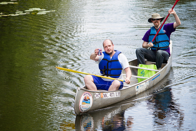 RAD Canoe 2013 - 7508