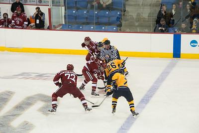 Quinipiac vs Harvard Hockey 11-13-2015