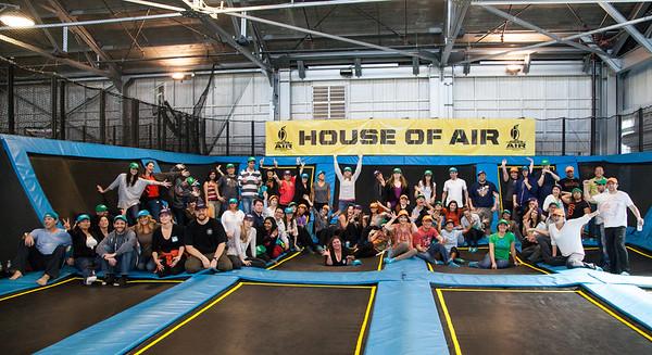 R+F at House of Air