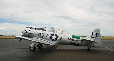 HARVARD 111 - RAAF Museum -  Point Cook - Australia