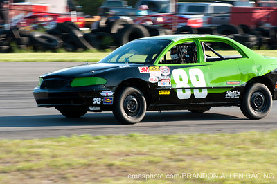 Allen Racing Copyright © 2011 Alex Emes All Rights Reserved