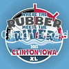 The Clinton RAGBRAI logo, designed by Chad Kimmer. • Submitted photo