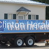 Charlotte banner for ragbrai<br /> <br /> Photographer's Name:  <br /> Photographers City and Country: ,