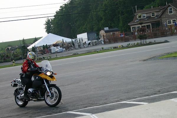 Minuteman 1000 Endurance Rally 6-11-2005