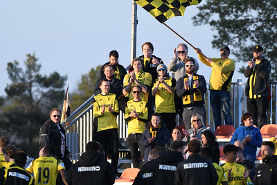 OBOS-LIGAEN 2019 Raufoss Fotball - Strømmen  22/04/2019  Foto: Jonny Isaksen