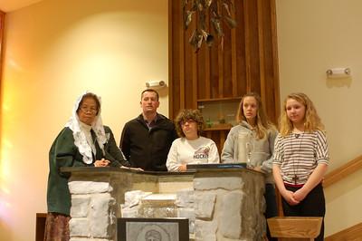 RCIA 2014 Easter Vigil
