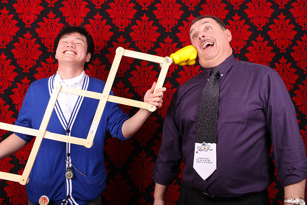 RCS Christmas Banquet | Photobooth