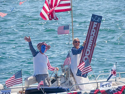 Proud Americans...celebrating Freedom