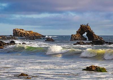Little Corona seascape