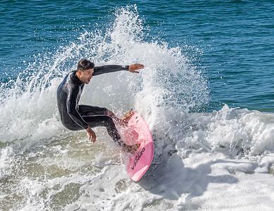 Ride um surf man!
