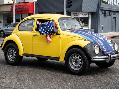 VW Beetle...a taste of the past.