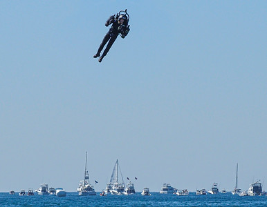Jet Pack at Great Pacific Air Show