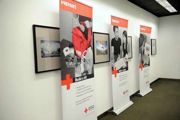 JUNE 3RD RED CROSS SYMPOSIUM  AT THE LOS ANGELES TIMES BUILDING ON JUNE 3, 2014.(Photos by Valerie Goodloe)