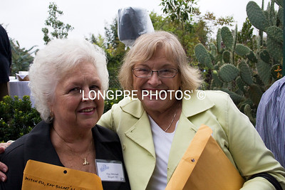 KAY (Mitchell) BOGART '61    with   MARY GALLAGHER '59