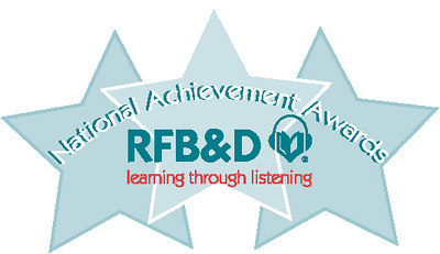 RFB&D's National Achievement Awards Logo