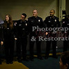 New Cadets taking Oath