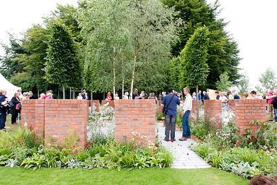 Albert Dock Garden