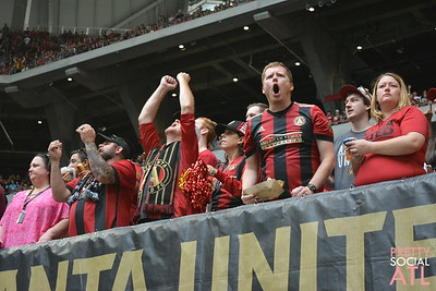 RIISE Ventures Atlanta United vs Toronto FC