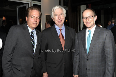 Ed Adler, Bud Cramer, Joel Malina photo by Rob Rich/SocietyAllure.com © 2012 robwayne1@aol.com 516-676-3939