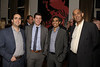 Steven Kotok, Kyle Giuda, Mangesh  Ajttikueur,  Jon Friedman<br /> photo  by Rob Rich © 2013 robwayne1@aol.com 516-676-3939
