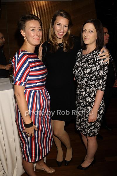 Catherine Rushton, Stephanie Lenihan, Sara Evans<br /> photo  by Rob Rich © 2013 robwayne1@aol.com 516-676-3939