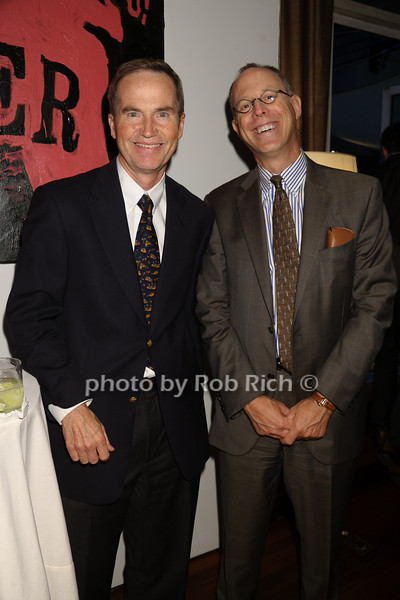 Greg Farrell, Randy Milch<br /> photo  by Rob Rich © 2013 robwayne1@aol.com 516-676-3939