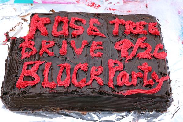 ROSE TREE DRIVE BLOCK PARTY - FEB 26,2015