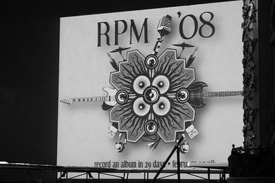 RPM Challenge 2008