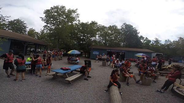 RSKS Rafting Trip, August 2016