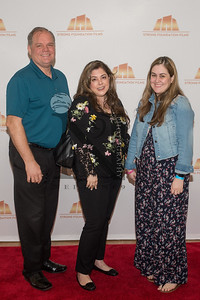 "Strong Foundation Films hosts red carpet screening of ""RUN"" in Houston, TX April 27 2017 at Santikos Palladium AVX. The company's eighth film, Run, speaks to taking a stand against and bringing greater awareness of human trafficking. Gallery: http://smu.gs/2mXtX7A (Andrew Patterson/Neptune9 Photography)"