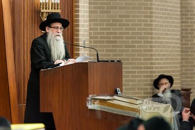 Rabbi Olshin visit
