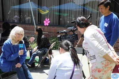 tv interviewq