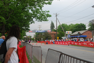 Race Day in Burlington, VT