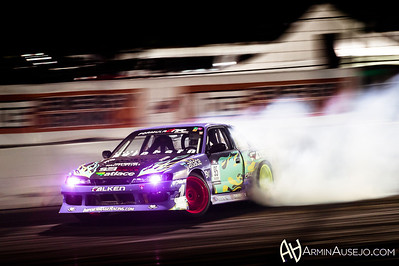Formula DRIFT Irwindale 2012, Day 1
