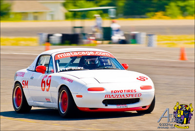 SCCA Double National at Pacific Raceways, 5-24-09