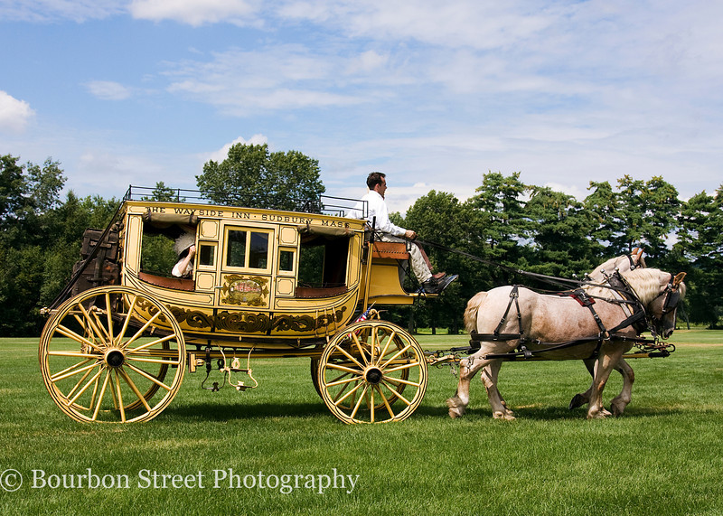 1867 Concord Stage Coach