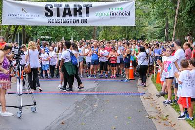 Kensington 8K Start