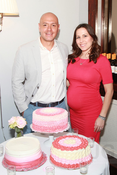Rachel and Elkin Baby Shower